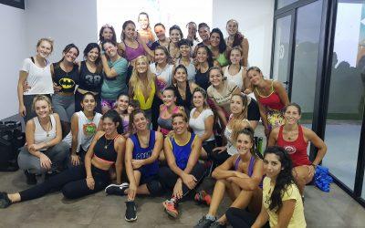 Gracias por acompañarnos – Iniciamos el Seminario de Samba en el CeCaT
