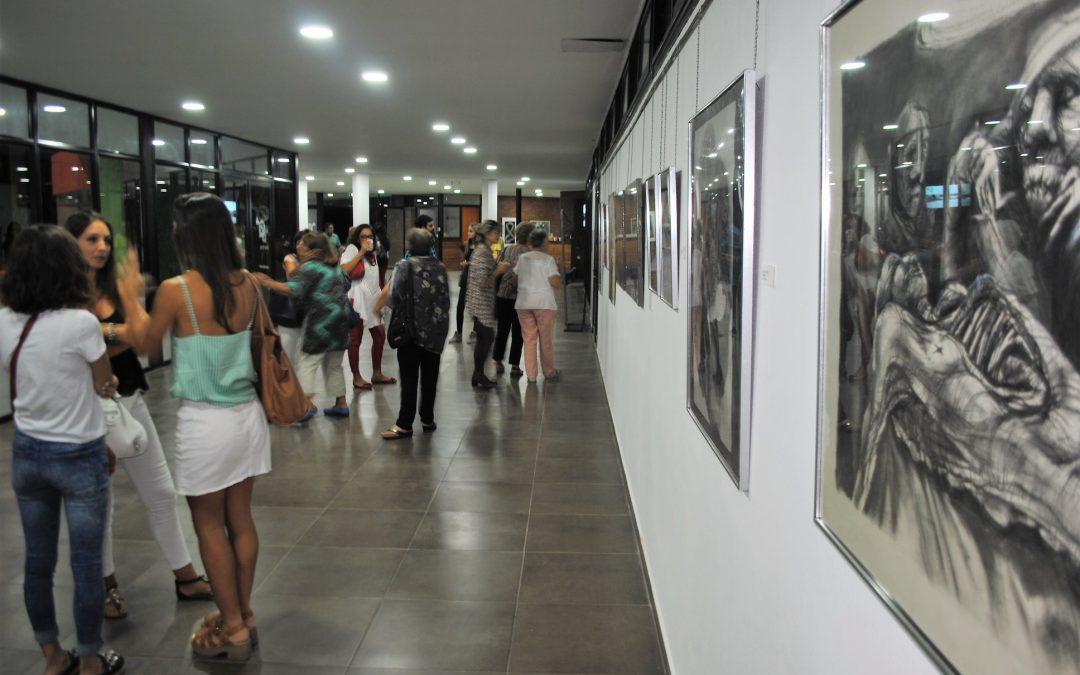 Quedó inaugurada la Muestra por el Mes de las Mujeres en el CeCaT