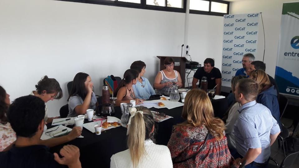 Encuentro de Secretarios de Turismo y Directores de la Costa del Uruguay