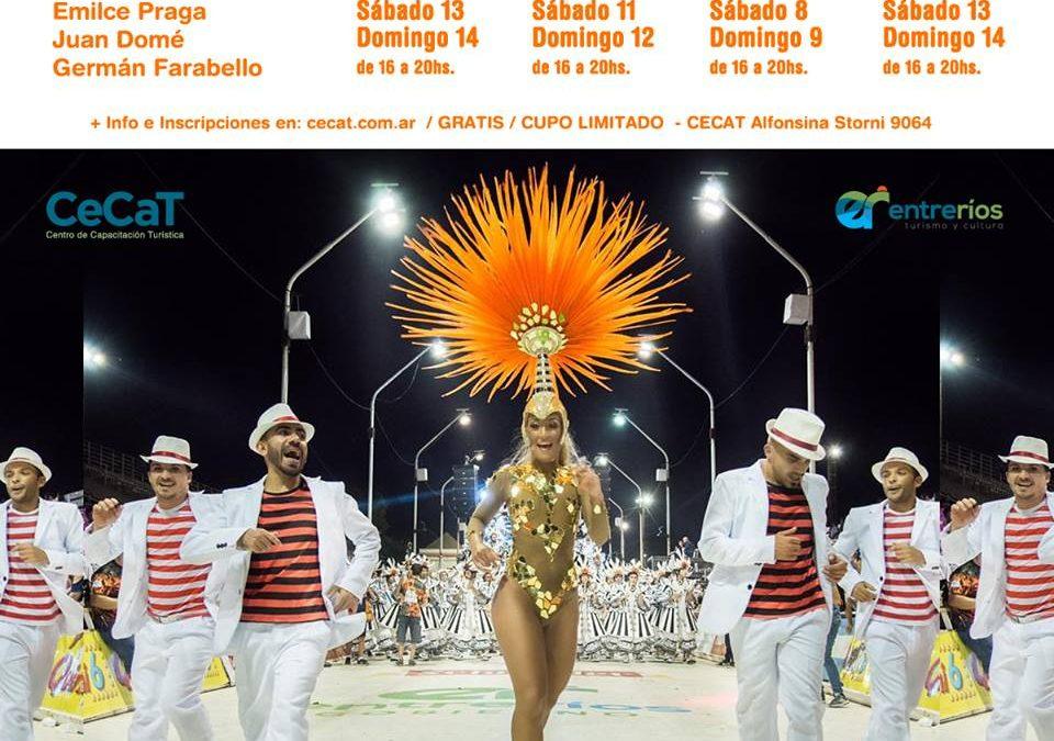 Inscripciones Abril #Entrenamiento Escénico, Cuerpo y Expresión en Carnaval