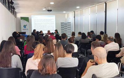 Se llevaron a cabo las Jornadas de Derecho y Turismo en el Cecat
