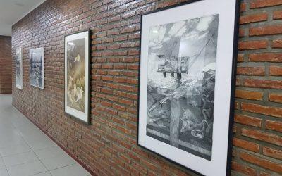 #Cultura. Muestra del Museo Artemio Alisio en el Cecat.