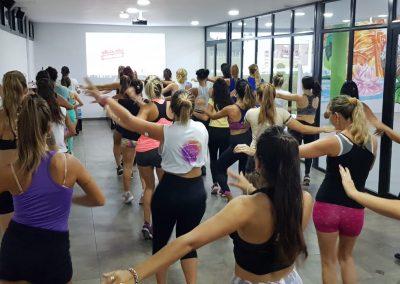 Clase Seminario Samba de Carnaval