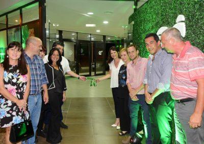 Inauguración Centro de Capacitación Turistica y Promoción Cultural CECAT