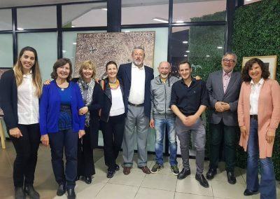 Inauguración Muestra homenaje Artemio Alisio