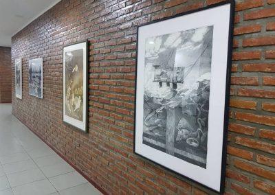 Muestra Museo Artemio Alisio
