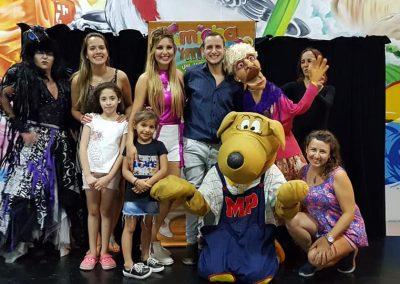Show Infantil MIMICHA, una aventura ecológica