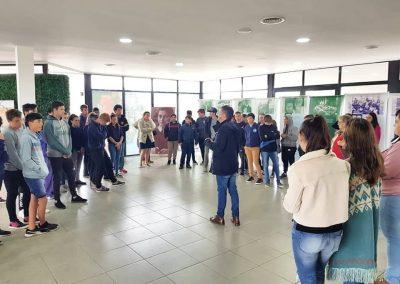 Visitas Guiadas muestra Ana Frank