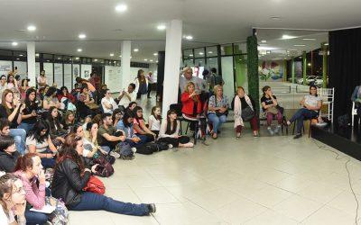 Se inauguró en el #Cecat la #Muestra Ser mujeres en la Esma. Testimonios para volver a mirar.