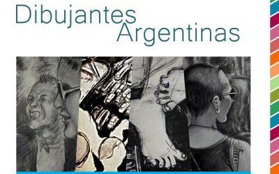 "Muestra ""Dibujantes Argentinas"" en el CECAT"
